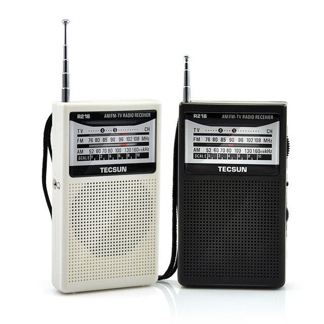 Высокое Качество Портативный Мини FM/AM Радио для Olders Full Band Полупроводниковые