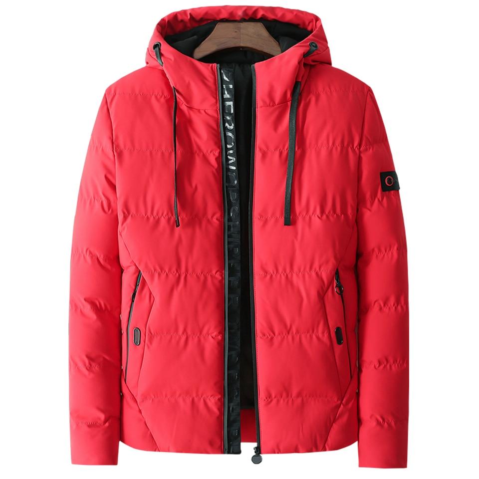 Batmo 2018 new arrival winter high quality wool smart casual trench coat men men s winter
