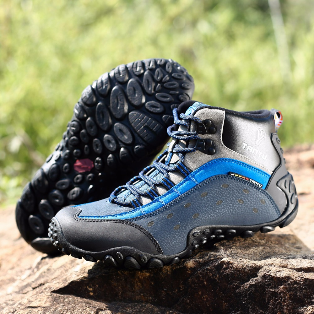 Tourism Hiking Shoes Camping Boots Leather Men's Shoes Breathable Outdoor Trekking Man Mountain Walking Sneakers Climbing Men mcintosh tourism – principles practices philosophies 5ed