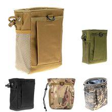Военный переносной охотничьи принадлежности Molle, тактический пистолет, журнал, дампа, дропшиппинг, перегрузчик,, сумка, тактический кейс