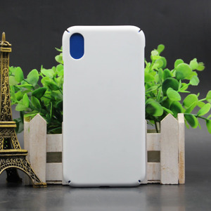 Image 4 - MANNIYA 3D Sublimation Full covered edge Blank white Phone Cases for iphone XS XR XS Max Free Shipping! 100pcs/lot