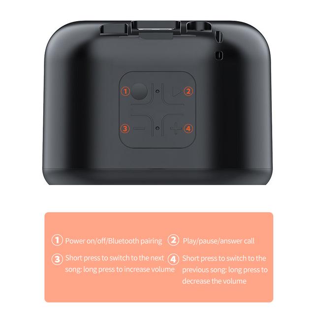 Mini Speaker Music Surround Waterproof