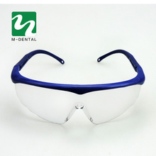 Protective Eye Goggles Safety Glasses Blue