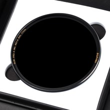 Zomei Filtro ND8 ND64 ND1000 Neutral Multicoated Density Optical Glass Filter Light Reduction MirrorSliver Rimmed 49~82mm