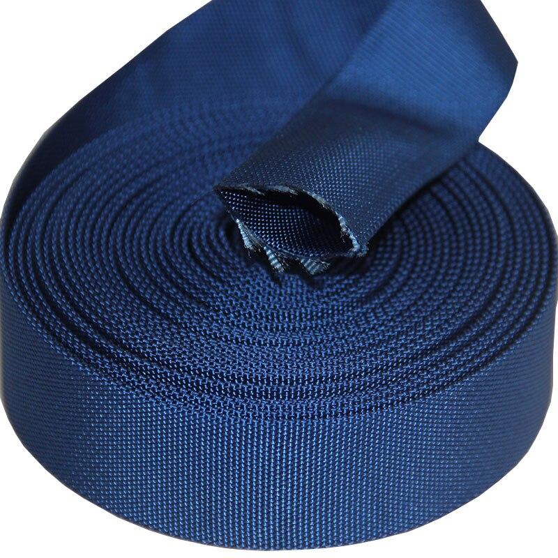 Newest tubular webbing nylon tape 32mm high quality 1 2 inch nylon belt harrow webbing belt