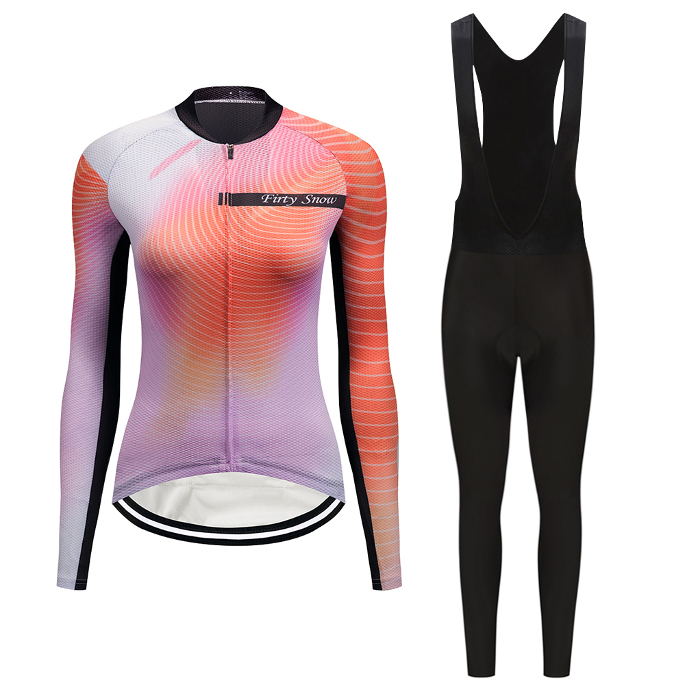 181cd2756 Detail Feedback Questions about Pro Team Women Road Bike Clothing Kits Bicycle  Clothes Suits Female Cycling Jersey Suspenders Pants Sets Riding Outfits ...