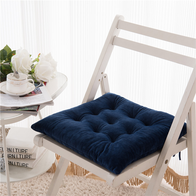 Hot Sales Indoor Outdoor Dining Garden Patio Home Kitchen Office Chair Seat  Duplex Cushion Cushion Pad