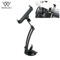 XMXCZKJ Car Phone Holder Tablet Stand Dashboard Windscreen Suction Cup Mount Holder Universal For Iphone Samsung
