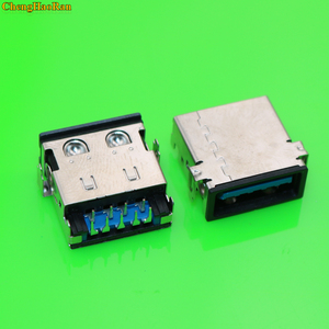 Image 4 - ChenghaoRan New 9P USB 3.0 / 2.0 4p Female Port Jack Replacement Connector for Lenovo Yoga 2 11 11S Pro 13 USB Jack Power socket