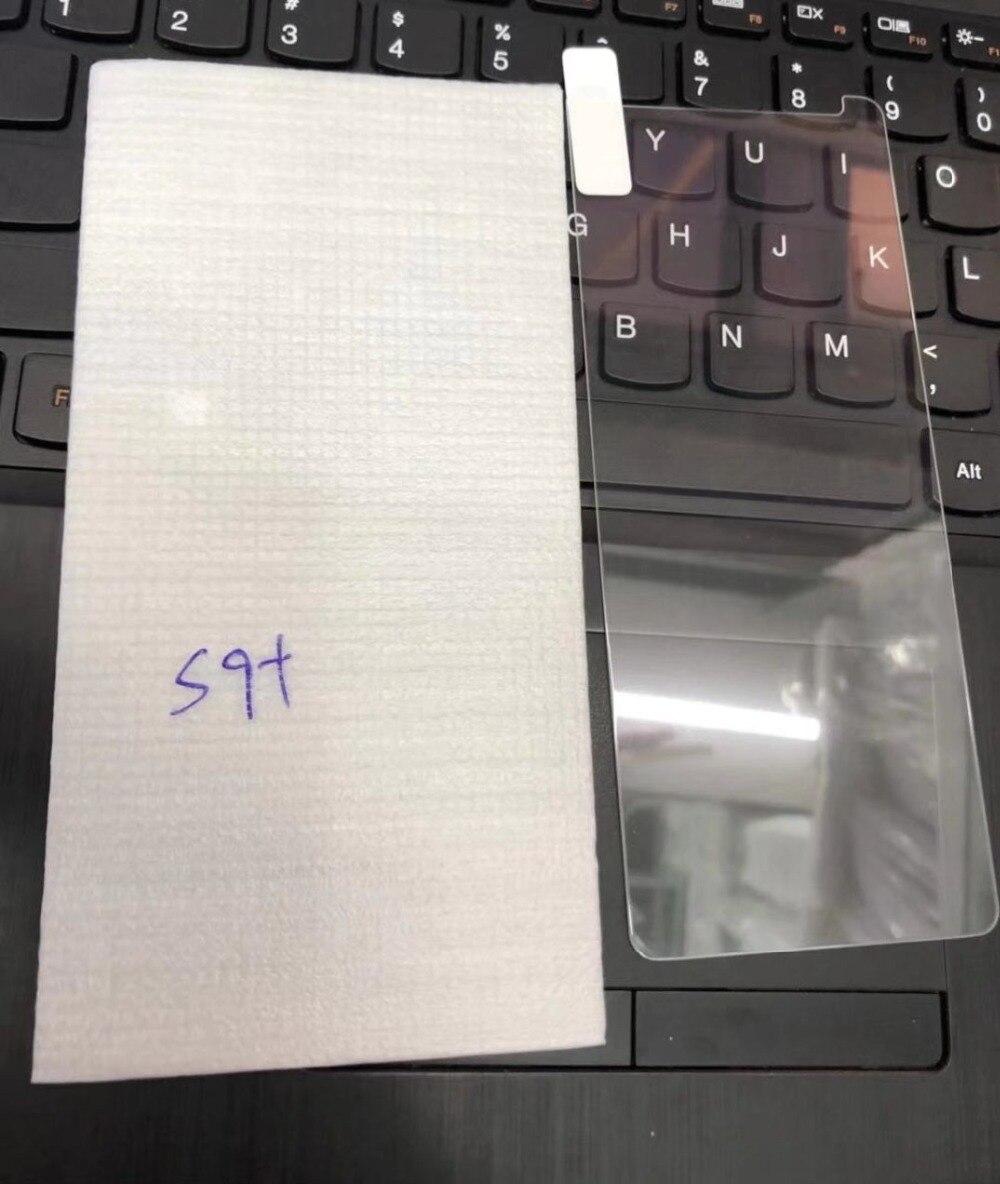 10 Piezas 2.5d De Templado De Vidrio De Película Para Samsung Galaxy S9 Plus S9 + J2 Pro 2018 9 H Vidrio Protector De Pantalla Película + Toallitas De Limpieza
