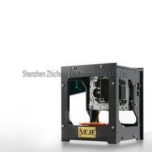 NEJE 1000 mW routeur cnc laser cutter BRICOLAGE Impression laser graveur Haute Vitesse USB laser cnc Machine De Gravure avec De Protection lunettes