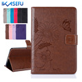 """Shell For Apple ipad mini 4 7.9"""" PU Luxury Leather New Case Cover For iPad Mini 4 7.9 inch Floral Stand A1538 A1550 Couqe Fundas"""