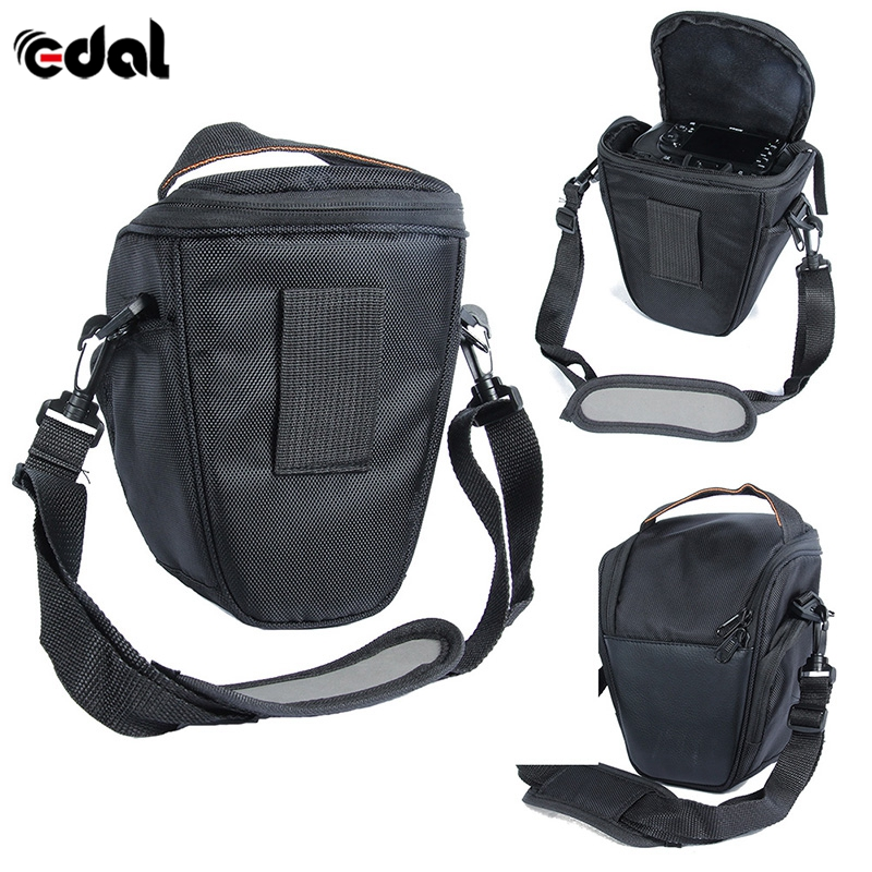 EDAL Waterproof Bag Camera Bag Case For Sony For Canon For Nikon D5200 D5100 D5000 D3100 free shipping new super quality d5200 sensor for nikon d5200 ccd d5200 cmos camera repair parts