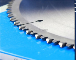 Free shipping of super quality 400*3.0*30*160Z thin kerf Large angle super sharp teeth shape TCT saw blade for bamboo cutting