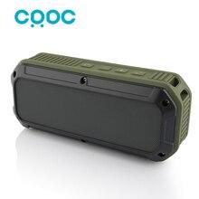 CRDC Columna altavoz Bluetooth 4.0 Wireless Mini Caja de Sonido Portátil de Tres Pruebas de Diseño Al Aire Libre Bajo Reproductor de Audio Con el Mic