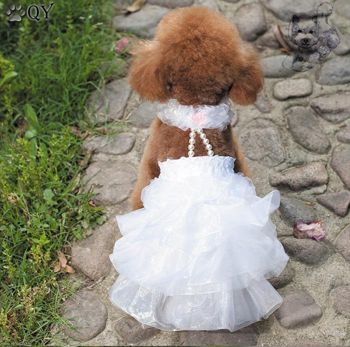 Aliexpress.com : Buy QY Dress for Dogs Clothes For Dogs Clothing ...