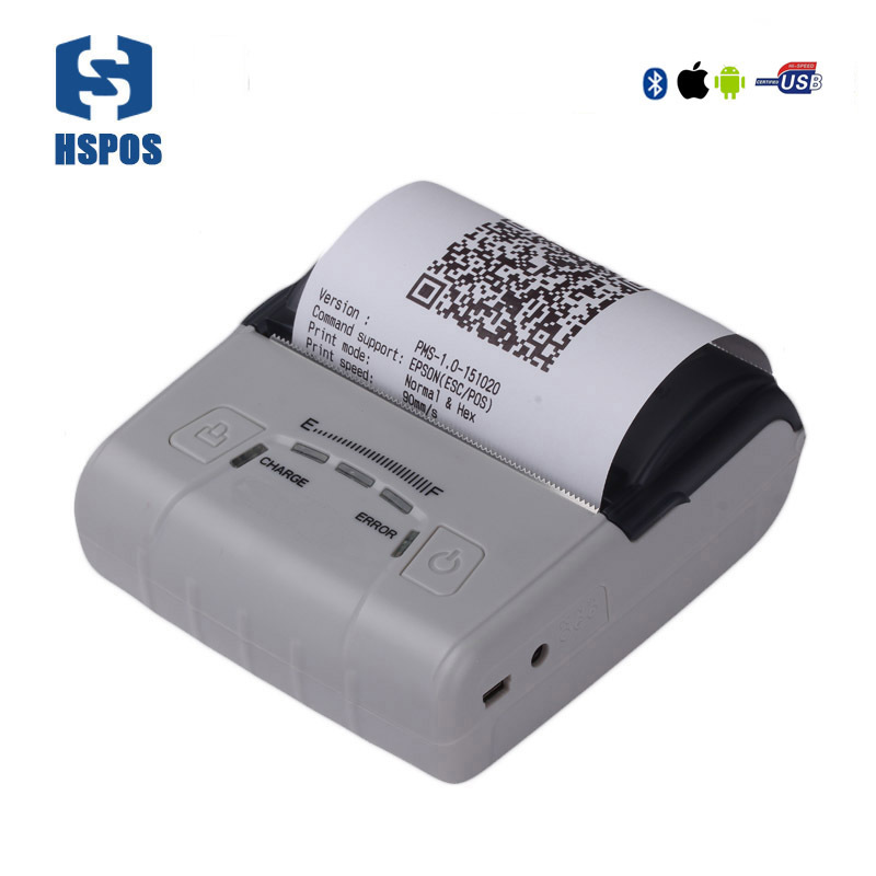 Pos thermal 3 inch pocket printer android and ios bill printer usb port with recharger battery free SDK for development nice white pos system 15 inch touch screen billing machine all in one pos restaurant cash register with free shipping