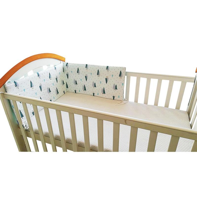 Baby Bed Bumper Baby Protector Newborn Bedroom Decoration