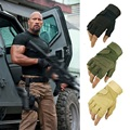 ESDY Military blackhawk us special forces tactical antiskid fingerless gloves fighting half- finger workout gym training gloves