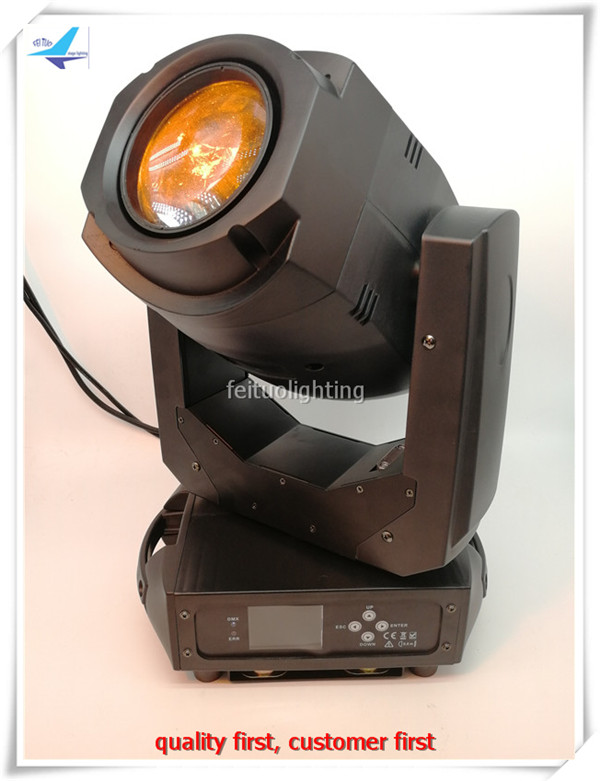 4pcs New 3 Prism 200 W Lyre Led Spot Moving Head Lumiere Disco Party Light Gobo Beam Cabeza Movil Zoom Dmx Dj Led Stage Light cheap price new 4lens led pattern light 4 eyes led gobo effect light beam dj disco light factory directly sale