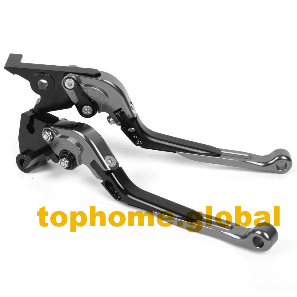 For TRIUMPH Daytona 600/650 2004 - 2005 New Foldable Extendable Brake Clutch Levers CNC Motorcycle Accessories