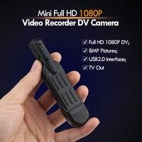 T189 8 MP Lentille Full HD 1080 P Mini Stylo Enregistreur Vocal/numérique Vidéo Caméra Enregistreur Portable TV Out Poche Stylo Caméra pk SQ8