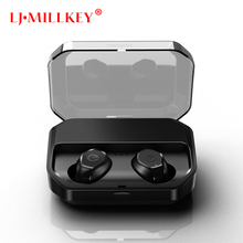 5.0 Bluetooth Touch Control Hifi Earphone with Mic IPX7 waterpr TWS Wireless Earbuds Stereo Mic for Phone with Charger Box YZ207 5 0 bluetooth mini 3d stereo sound ouch control hifi earphone with mic sport ipx7 waterproof tws wireless earbuds stereo headset