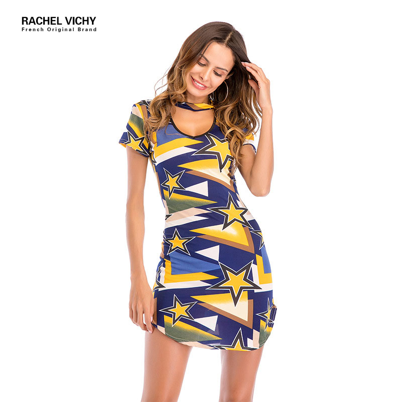 Hot Sale Plus Size Women Autumn Winter Bandage Dress V Neck Casual