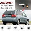 AUTONET HD камера заднего вида ночного видения для Toyota Sienna XL20 2003 ~ 2009 CCD/камера номерного знака