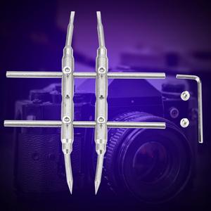 Image 5 - Professionelle Kamera Objektiv Schraubenschlüssel Reparatur Werkzeuge für DSLR Kamera Objektiv Reparatur Werkzeuge Für Canon Für Nikon Für Sony