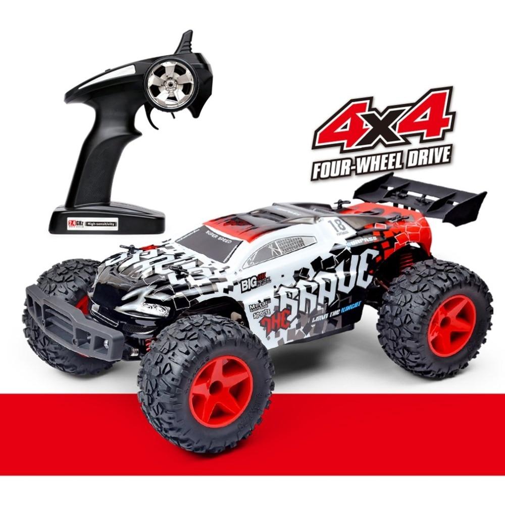 2018 Arrial RC Car Original SUBOTECH BG1518 1:12 2.4G 4WD 45KM/h High Speed Desert Buggy RC Drift Kids Toys