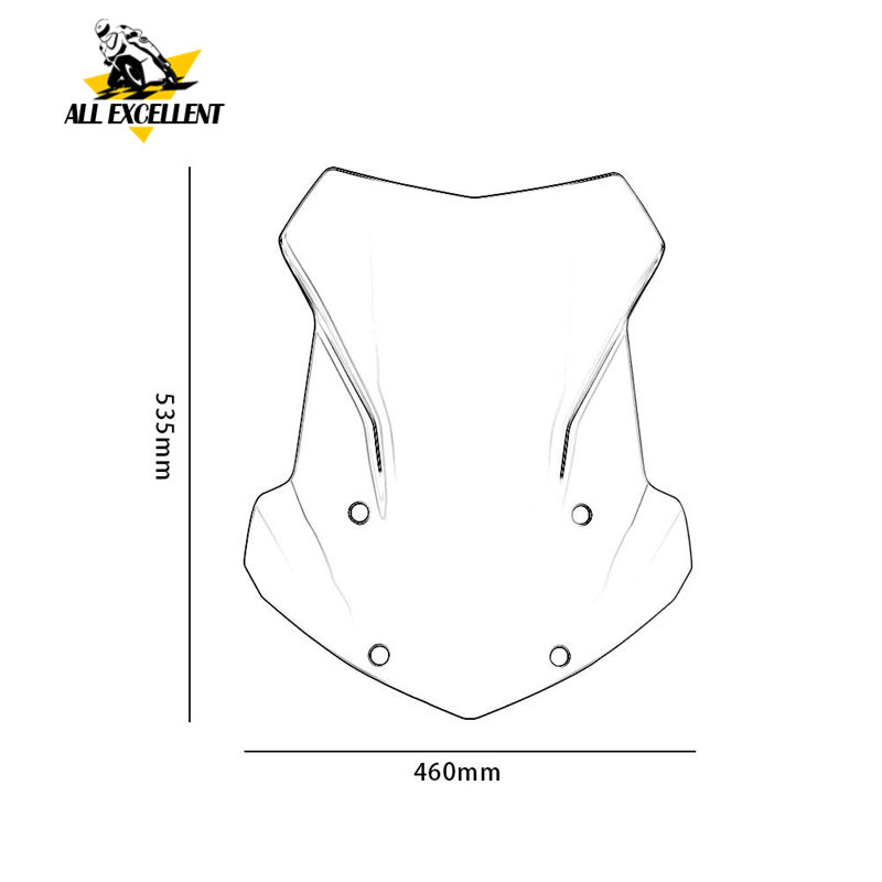 High quality  ABS clear Windscreen Windshield Screen Front Shield Deflector For BMW R1200GS R 1200 GS R 1200GS R1200 GS LC ADVHigh quality  ABS clear Windscreen Windshield Screen Front Shield Deflector For BMW R1200GS R 1200 GS R 1200GS R1200 GS LC ADV