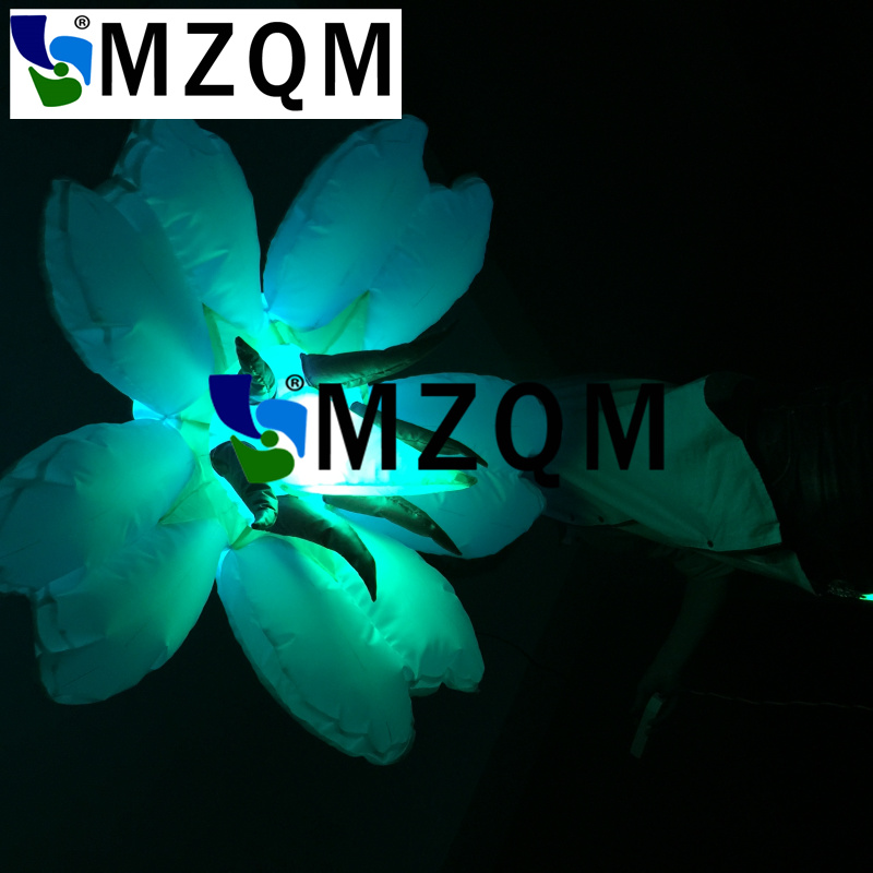 MZQM 2m Giant Inflatable LED Lighting Star hanging balloon for Party/Event/Ball/DecorationMZQM 2m Giant Inflatable LED Lighting Star hanging balloon for Party/Event/Ball/Decoration