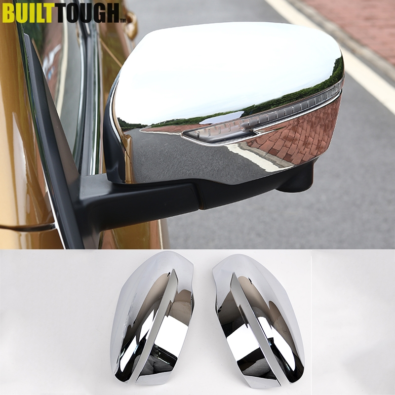 For Nissan Murano 2015 2017 2018 Chrome Door Side Rear