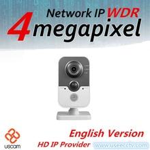 Английская Версия 4MP HD 1080 P Беспроводной Ip-камеры WIFI Безопасности Камеры Bulit в МИКРОФОН Динамик WI-FI Камера