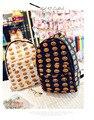Emoji Black 3D Printing Feminina Man Shoulder Women Bag Children School Bags Girl Mochila Escolar Infantil Canvas Backpack