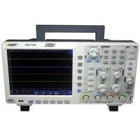OWON XDS3104E/XDS3064E 4ch100/60MHz8bits Бесплатная УИР I2C RS232CAN XDS2102A 2ch12bits цифровой осциллограф SDS7102V VGA мешок/аккумулятор