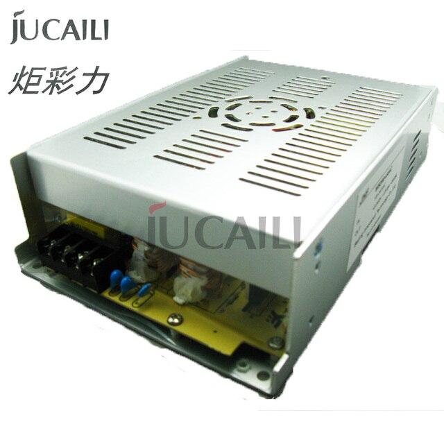 Jucaili JHF מדפסת הזרקת דיו אספקת חשמל JHF WS200 4AAC (5V 2A, 12V 3A, 24 V) עבור allwin gongzheng אינפיניטי החוצה דלת מדפסת