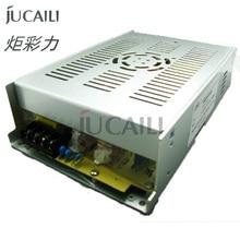 Jucaili JHF imprimante à jet dencre alimentation JHF WS200 4AAC (5V 2A, 12V 3A, 24 V) pour allwin gongzheng infiniti imprimante de porte