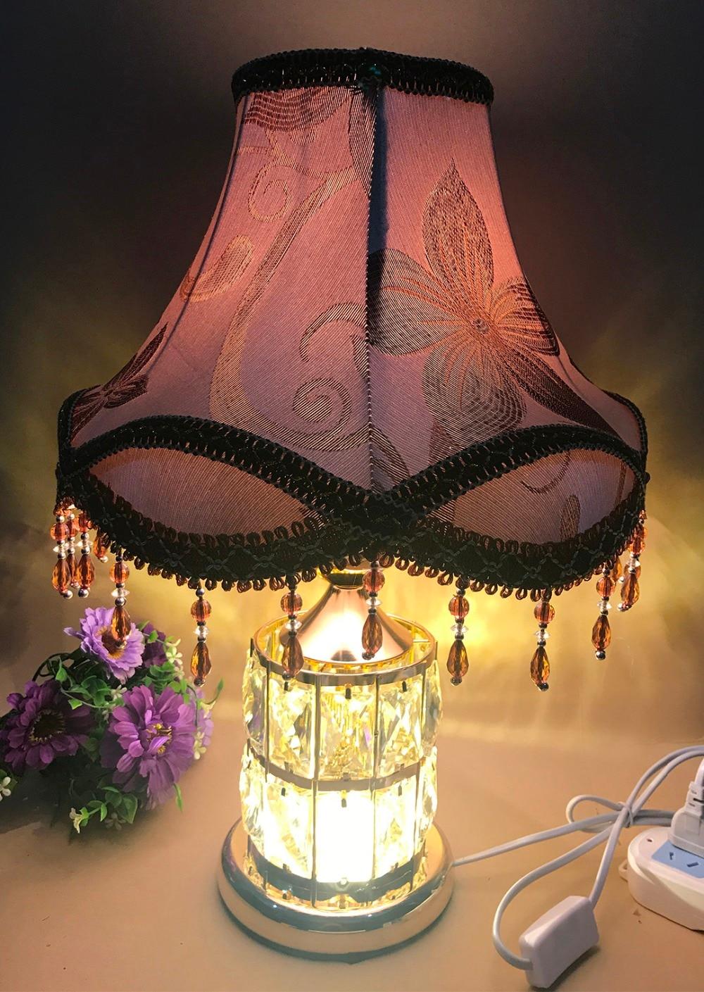 new modle Modern european design T016  k9 Crystal led Table Lamp for living room /bedroom bedside table  lamp decorative автоинструменты new design autocom cdp 2014 2 3in1 led ds150