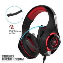 GM-1 Gaming Headset Wired Earphone Gamer Headphones with Microphone Stereo Earphone PC Gaming Headphones casque for PS4(China)
