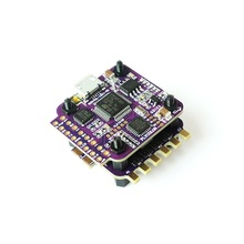 Flycolor RAPTOR S-Tower 12A BLHeli-S 2-3S ESC with F3 Flight Controller Built-in OSD