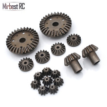 8/16pcs Metal differential gear For WLtoys 12428 12429 12423 1/12 RC car upgrade parts front and rear axle