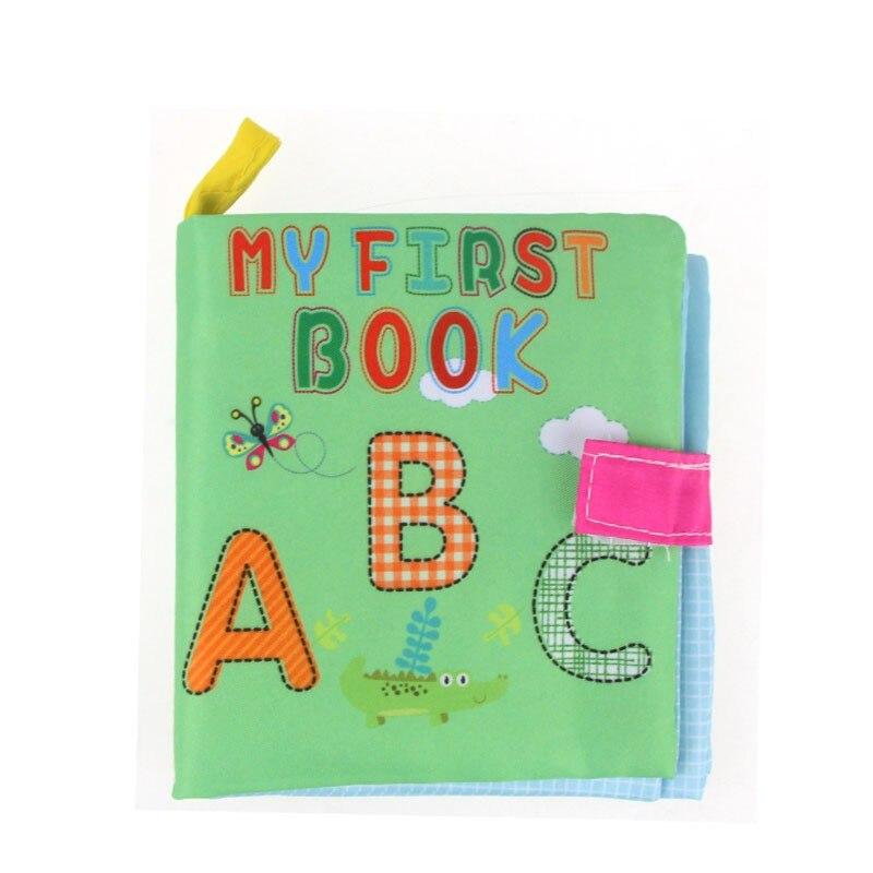 4 стиля 0-36 игрушка звуковая коляска игрушки М шуршалка новорожденных месяцев ткань детская кроватка детские развивающие книги погремушка к...