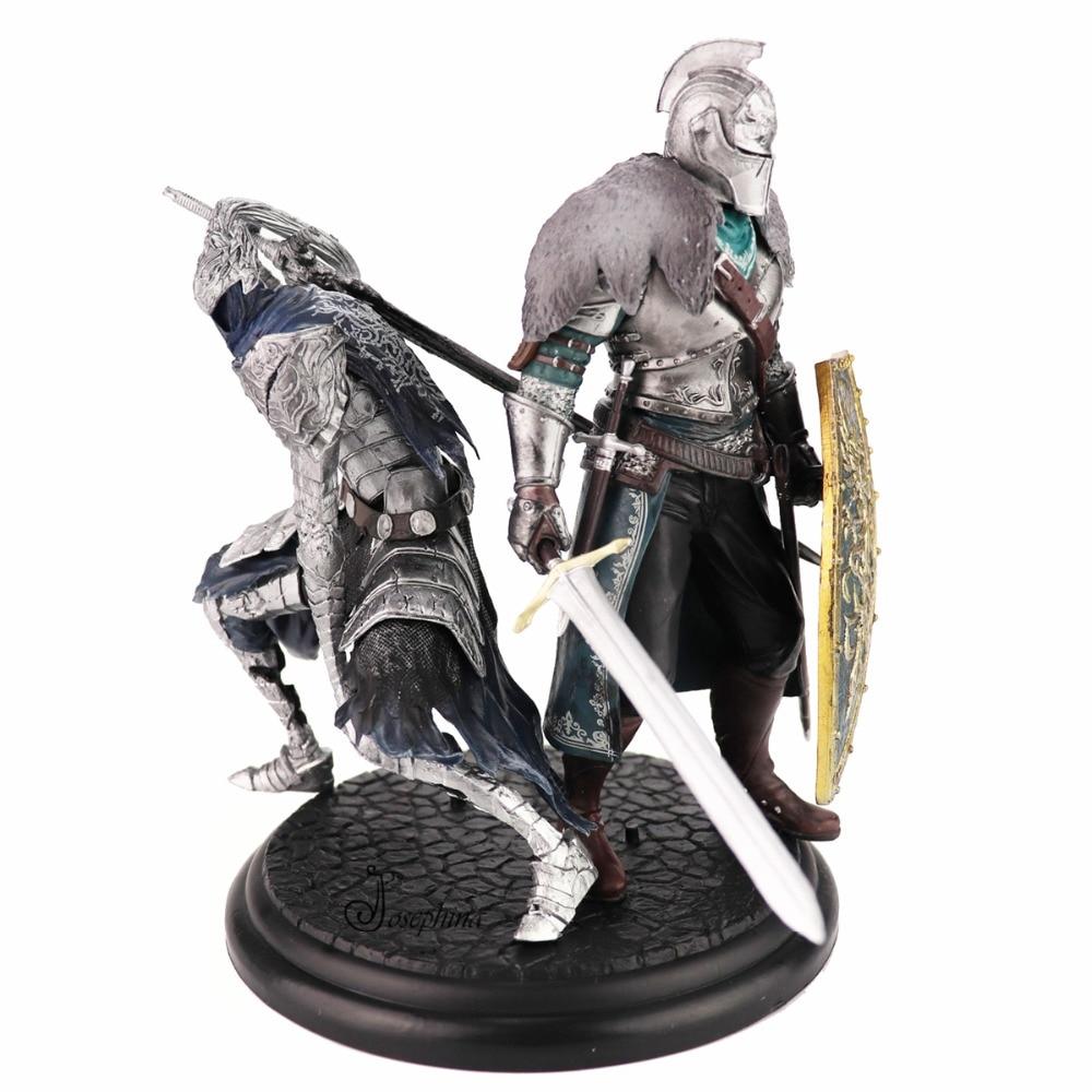 Jimusuhutu Dark Souls Faraam Knight Figures Artorias The Abysswalker Anime Toy Action Figure Model Gift dark souls prepare to die