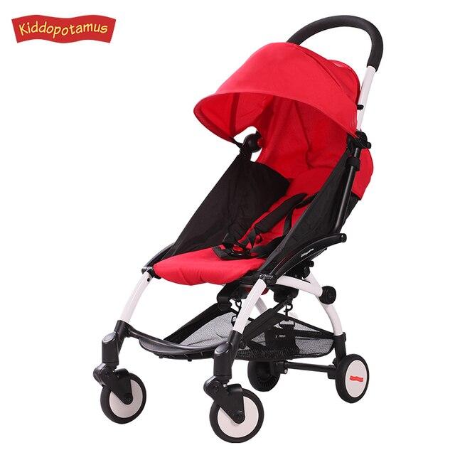 Детские Коляски детские зонтик детское автомобильное, взяв с собой складной коляски может лежать малолитражного автомобиля четыре круглых