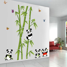 3D Anime Wall Stickers for Kids Room Removable Stylish T-Shirt with the Image of Characters Video Games Children's Wall Stickers