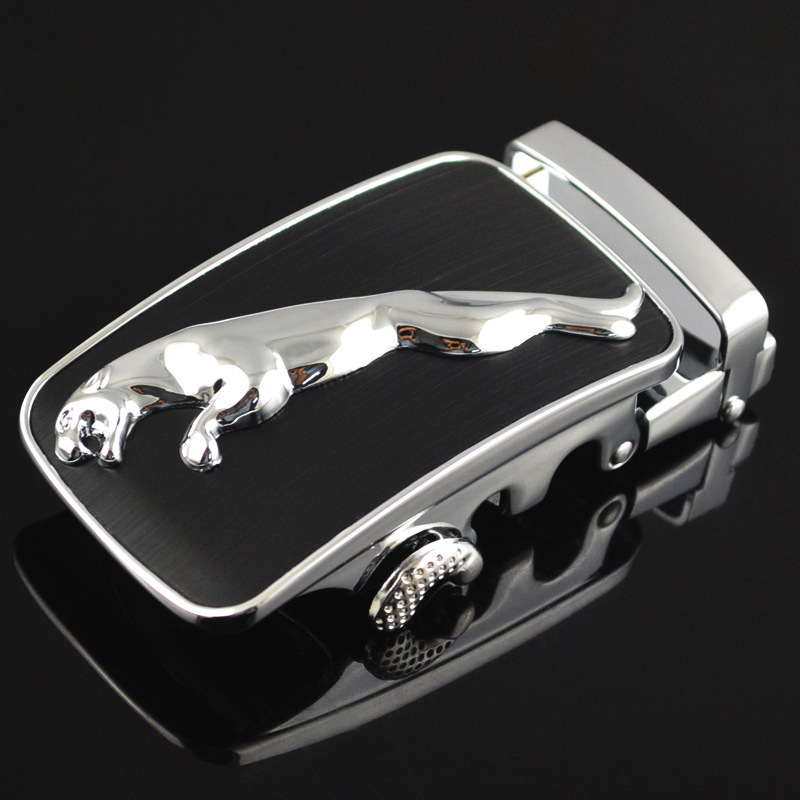 Genuine Men's Belt Head Buckle Leisure Belt Head Business Accessories Automatic Buckle Width Luxury Fashion Belts LY187718