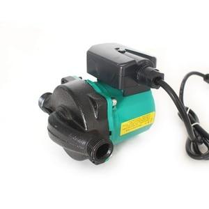 Image 4 - Pompe de circulation deau chaude 100W, pour chauffer, booster ultra silencieux, chauffe eau Central, climatiseur