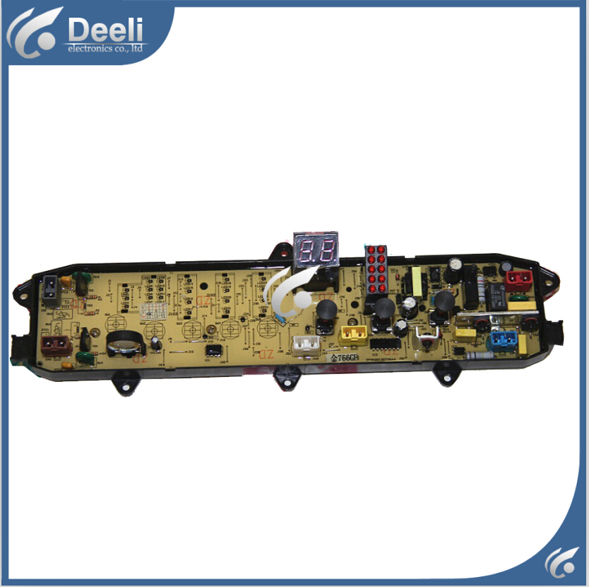все цены на  100% new Original for washing machine Computer board XQB6766GF XQB5716B XQB60-765GF XQB5721GF motherboard  онлайн